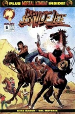 Bruce Lee Comics - Malibu 05