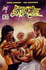 Bruce Lee Comics - Malibu 06
