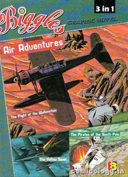 Biggles 3in1 Vol3