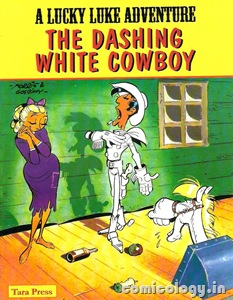 Lucky Luke  - Dashing White Cowboy