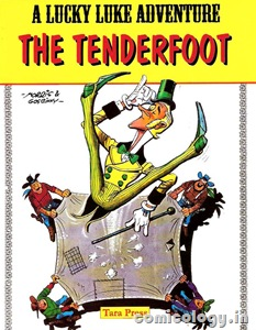 Lucky Luke  - The Tenderfoot