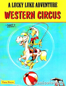 Lucky Luke  - Western Circus