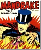 Mandrake and his Hypnotisim