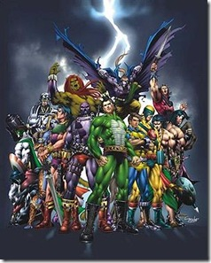 Raj Comics Superheroes