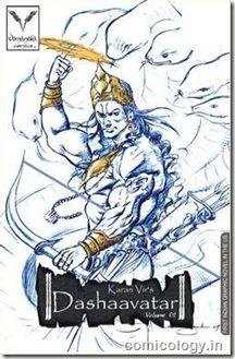 Vimanika's Dashaavatar GN