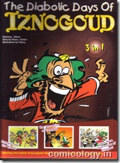 EB Iznogoud 3 in 1 - Diabolic Days