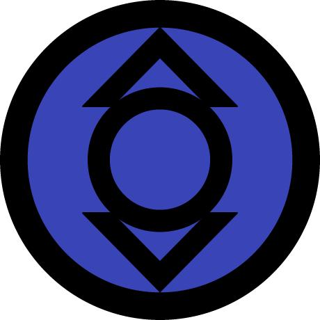 Indigo lantern corps symbol - photo#9