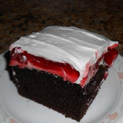 Stole My Heart Chocolate Cake