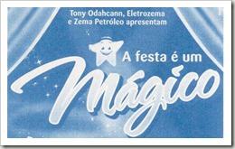 a festa e um magico 2