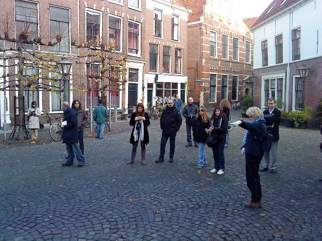 Circuito guiado por el casco antiguo de Leiden (Holanda)