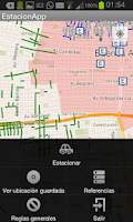 Screenshot of EstacionApp