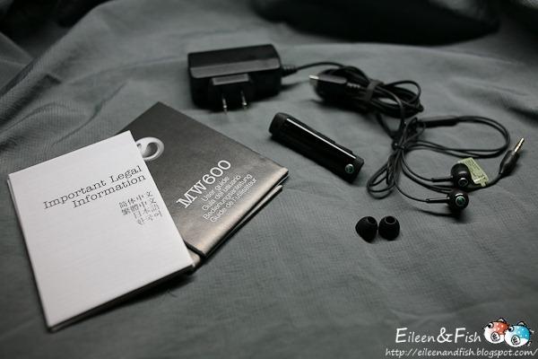 Sony Ericsson MW600-1