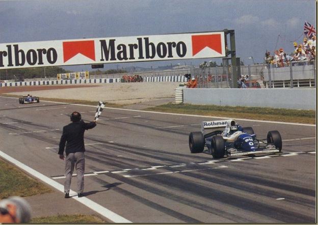 Hill - espanha 1994