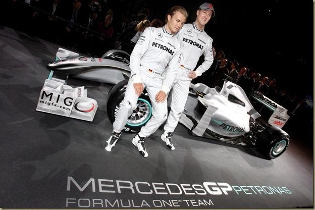 Mercedes - Carro