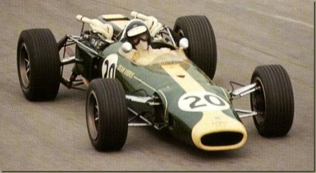 F1DataBase - Giacomo Russo - Itália 1966