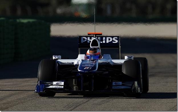 Barrichello - Williams
