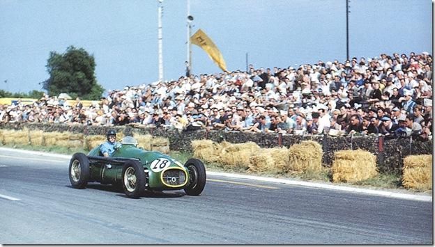 F1DataBase - Peter Collins - França 1953