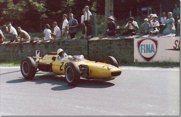 F1DataBase - André Pilette - Bélgica 1964