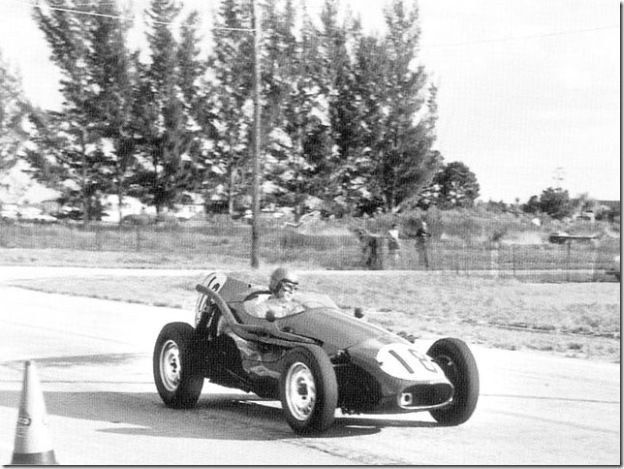 F1DataBase - Bob Said, Connaught - EUA 1959