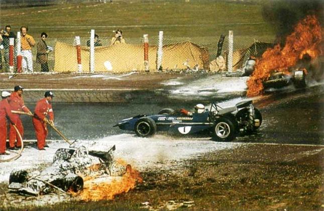 F1DataBase - Jacky Ickx - Espanha 1970