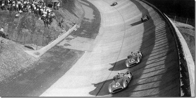 F1DataBase - Juan Manuel Fangio e Stirling Moss