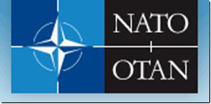 Αρχικά των αγγλικών λέξεων Νοrth Αtlantic Τreaty Οrganizatiοn (ελληνικά: Οργανισμός Βορειοατλαντικού Συμφώνου, κατά λέξη Οργανισμός Συνθήκης Βορείου Ατλαντικού). Στρατιωτική αμυντική συμμαχία χωρών της Δύσης που έχει σκοπό την ανάπτυξη της συνεργασίας μεταξύ των χωρών-μελών σε διάφορους τομείς (στρατιωτικό, πολιτικό, οικονομικό, κοινωνικό, μορφωτικό), την προώθηση των γεωπολιτικών συμφερόντων και την αποτροπή της ένοπλης επίθεσης εναντίον κάποιας χώρας-μέλους από άλλες.