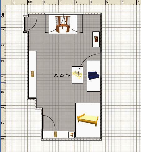 Schlafzimmer einrichten 35m mit bilder zimmer einrichten ef for Zimmer umstellen