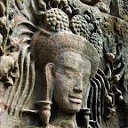 Thommanon Devata (sacred female image), Siem Reap, Cambodia http://www.Devata.org