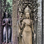 Bayon 2000 The Bayon Goddesses Devata of King Jayavarman VII