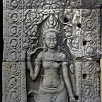 Bayon 2015 The Bayon Goddesses Devata of King Jayavarman VII