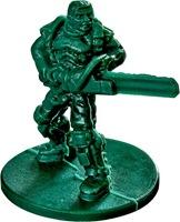Фигурка десантника из дополнения