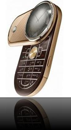 Motorola Aura version luxe