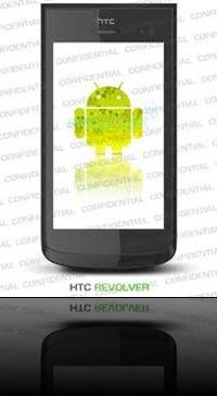 HTC revolver
