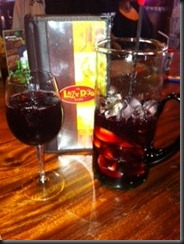 Lazy Dog Red Sangria 032711