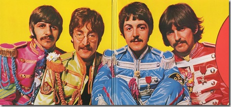 Sgt. Pepper - Inside