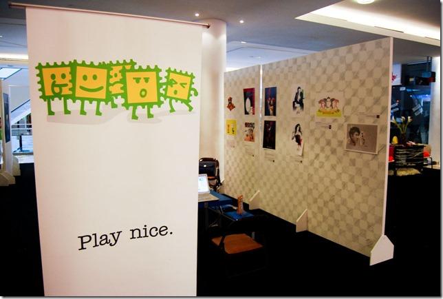 KL Design Week Foldees Booth 1