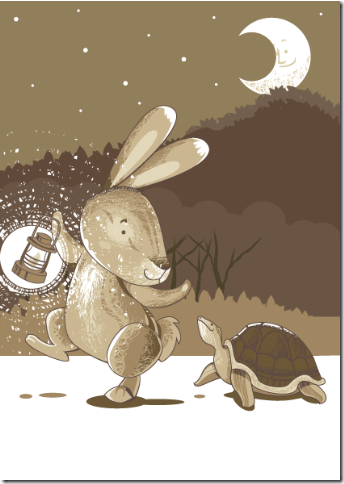 dezilove_09---The-Hare-&-The-Tortoise-Story-(Cover)