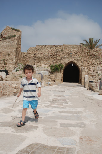 ancient city of Caesarea