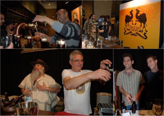 israel's beer expo