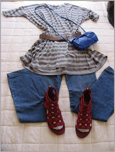outfitsanon striped tunic 009