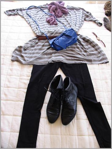 outfitsanon striped tunic 090