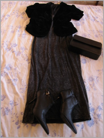 velvet jacket 048