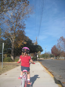 Austin Parenting Mom Kids Bike Riding
