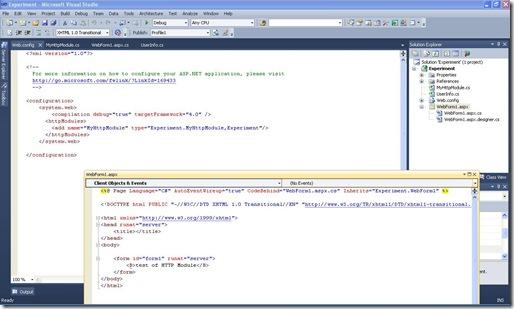 Multi monitor support in Visual Studio 2010