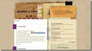 Papeles y Color