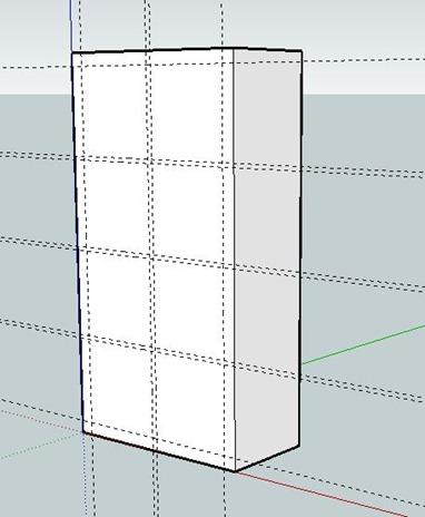 Il blog di Ulisse: Disegnare in 3D utilizzando Google Sketchup