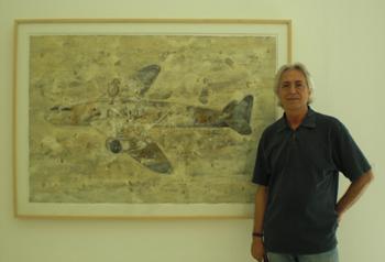 El autor. Horacio Silva