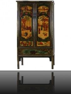 armoire bois asiatique1