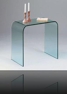 TABLE CONSOLE CONTEMPORAINE