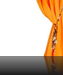 Embrasse rideau design
